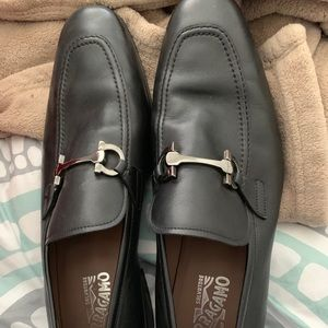 Salvatore Ferragamo Tapas Dress Shoes